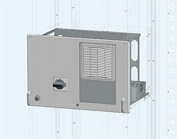 Модуль выдвижной вентилируемый