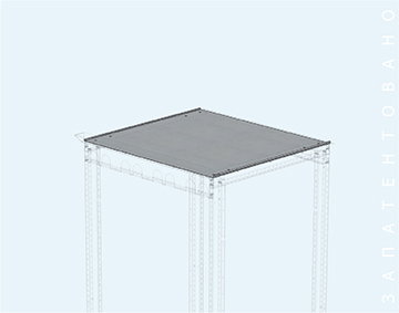 Панель потолочная