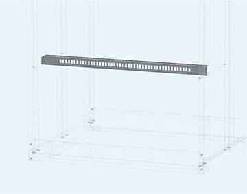 Рейка держателя шинных сборок и зажимов кабельных 2