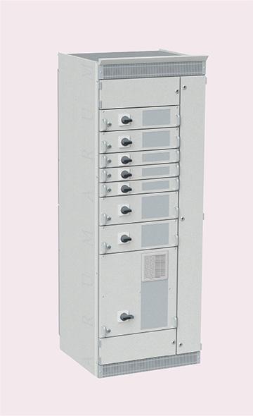 Секции выдвижных соединений на базе корпуса серии LWM