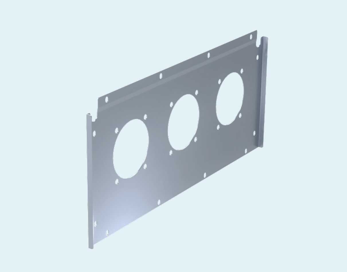 Панель изоляторов для корпусов серии HWM