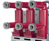 Выключатель с пружинно-моторным
