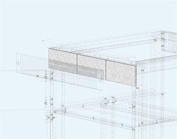 Фильтр панели вентиляционной