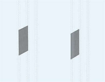 Панель секционная вертикальная